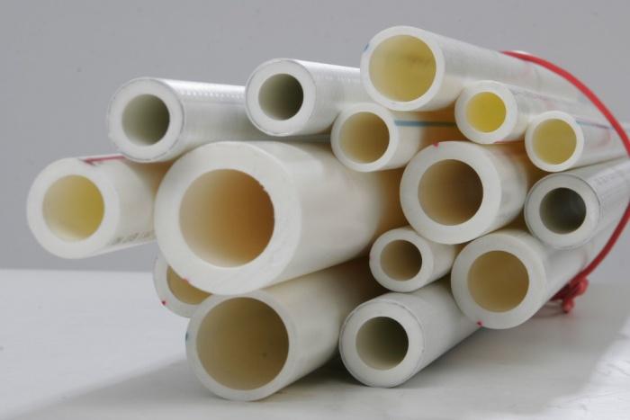 Пропиленовые водопроводные трубы